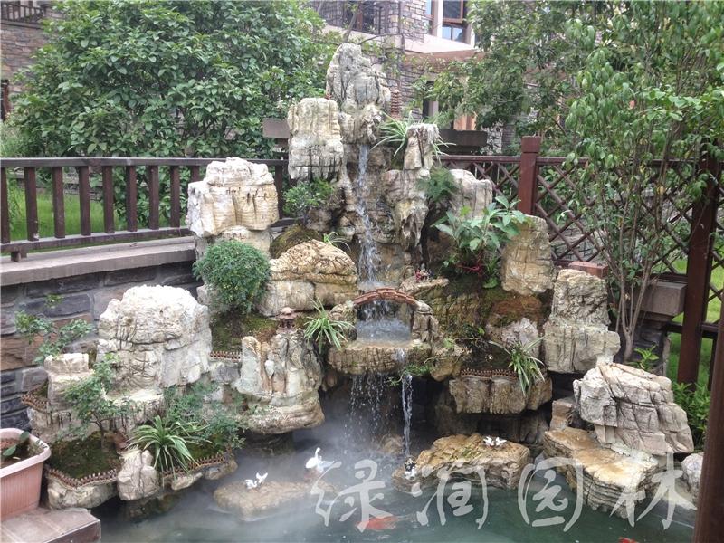 九龙坡大中型水景