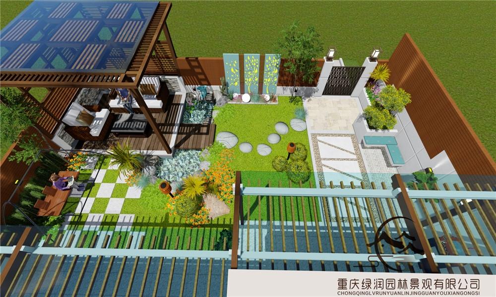 重庆融信澜湾(80㎡)