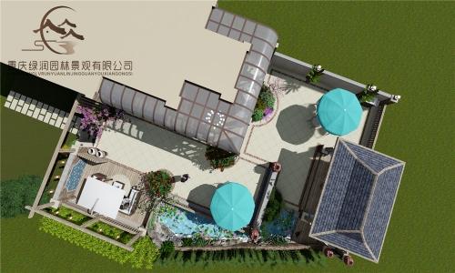 贵州天岛湖(210㎡)